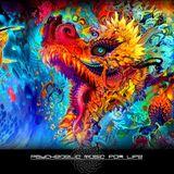 DarkPsy Music Mix Set 2018 - Dark Dragon High