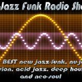 Nu-Jazz Funk Radio Show Podcast 1-38; March 18th, 2013