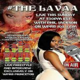 theLavaa  interview on Side-B Radio 08/21/16 w/ Freestyle