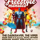 Freestyle Maniacs - Live promo mix 2013 by Dr. Rude ( Recording @ HC)