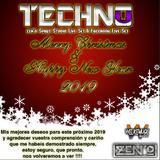 Zen'O Spirit - Merry Xmas & Happy New Year 2k19 - Live Set Dj & Facebook Live Set