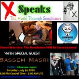 X Speaks: The World Through Sunglasses - Episode 3 Volume 2