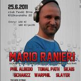 Warm Up HTP 7 - Faval Music Circus Brno (Czech Republic) 25.6.2011
