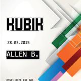 Allen B. live @ Kubik Social Pub 28.03.2015