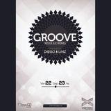 Groove #37 @ Vorterix Bahía (emitido el 22-09-17)