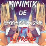 Minimix De Reggeaton 2018 DJ FROND