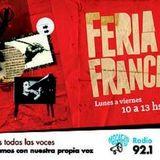 Osvaldo Santiago en Feria Franca