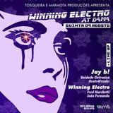 Winning Electro DJs - WE @ DAMA (2010)