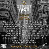 Street Glory on Hot 97 Live 1.28.18