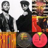 C&C !!! old school mix !! #1 David Cole & Robert Clivills !! '88-'91 Grace Jones !! Liz Torres !