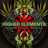 """Diepsyden@""""Higher Elements"""" Hanfparade Afterparty"""