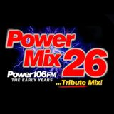 Ornique's 80s & 90s Old School Power 106 FM Tribute Power Mix 26