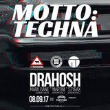 DJ Martini - Mottotechna 8.9.2017 Perpetuum Brno