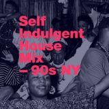 Self Indulgent House Mix - 90s NY
