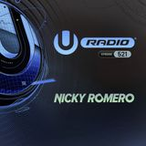 UMF Radio 521 - Nicky Romero