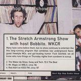 Stretch Armstrong & Bobbito 11.11.1993 WKCR 89.9fm NYC