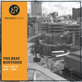 The Beat Boutique 3rd March 2016