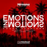 Emotions In Motions Sound Sessions Episode 041 (January 2016)