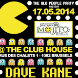 Dave Kane Live @ The Old People Party 17-05-2014
