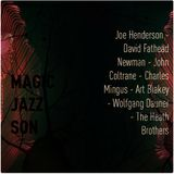 Magic Jazzson by Seed Y Ali