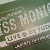 DJ Miss Monica - Last Ultimate DJ set @ De Tuin 20130113