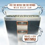 WFMU Mixxx for Put The Needle On The Record w/ Billy Jam 3-10-15