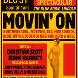 MOVIN ON NYE 2018 at The Blue Room