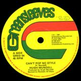 """Can't Pop No Style: Greensleeves 12"""" Rulers"""