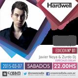Close Party 2015 - Programa Nº8 - Hardwell 2015-03-07 - Hora 3