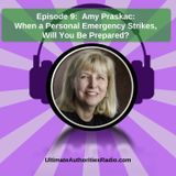 Amy Praskac – Will You Be Prepared?