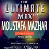 Nemesis - The Ultimate Mix Radio Show 03/2/2015 (Guest Moustafa Mazhar)