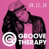 Groove Therapy - 4th November 2016
