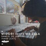 Midori invite Mr Zula - 30 Janvier 2016