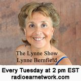 Jared Walker on The Lynne Show with Lynne Bernfield