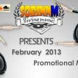 Sorinn M - February 2013 (Promotional Mix)