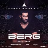 Direct Support Set Opening for Berg @ Avalon Hollywood
