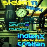 Cristian Deklic Mild'n Minty guest mix for IndianX on Tm-Radio 24.09.2015
