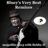 megaMix #215 Bluey's Very Best Remixes