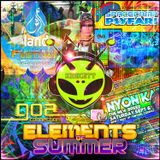 Krikett - Elements of Summer / psymix 2014