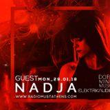 Nadja for Jovial Transmission @ Radio Must Athens // 290118