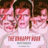 The Unhappy Hour 28 February 2016 with François Haasbroek