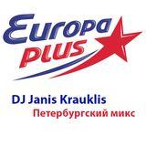 DJ Janis Krauklis - Peterburgskij Mix (Radio Europa+) poor quality audio :(