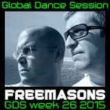 Global Dance Session Week 26 2015 Cheets With Freemasons