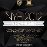 BOUNCE VS MILKSHAKE NYE 2012 MIXED BY DJ ESS & SAMMY B