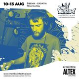 Altex - Membrain Festival 2017 Promo Mix