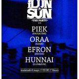 Piek - Live at Ilun Ta Sun - Lur Elizondo