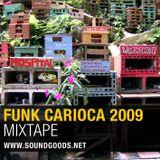 Funk Carioca 2009