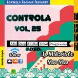 Controla Vol. 25 - Dj. Malcriado