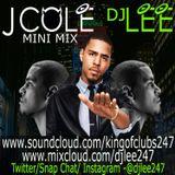 #KingOfClubs - TEN - J.COLE Promo Mini Mix by @DJLee247