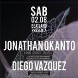 Jonathan Okanto @ Lyrique (Paraná - Entre Ríos) 02-08-2014